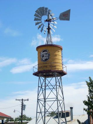 texas and windmills watertowers | ... / Fort Worth and Me — Texas Through Yellow-Rose Tinted Glasses