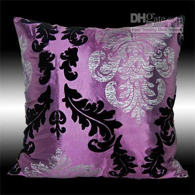 Black Purple Silver Vintage
