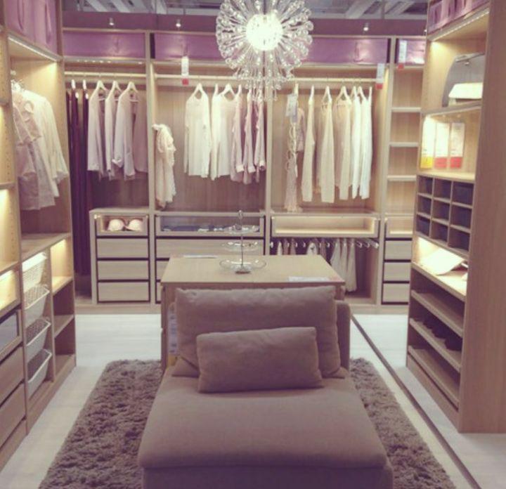 Ankleideraum Dream Home Ankleide Zimmer Ankleidezimmer Und