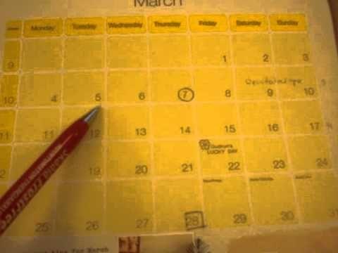 Kalenteriin liittyviä käsitteitä
