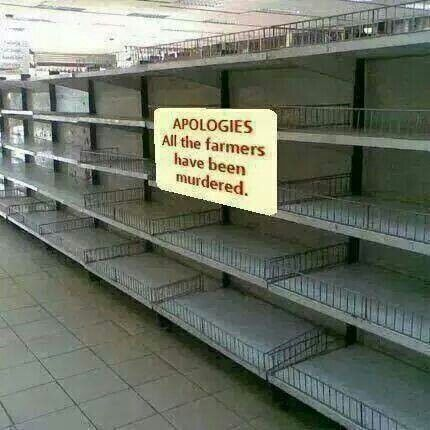 This is what's happening in South Africa