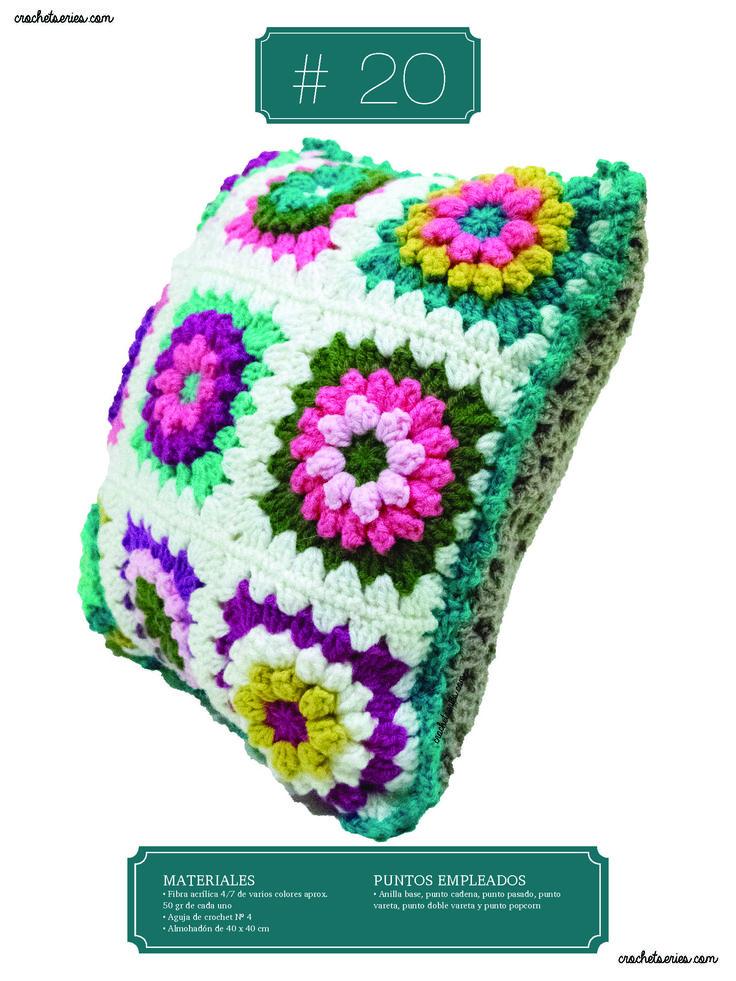 Crochet Almohadones #20