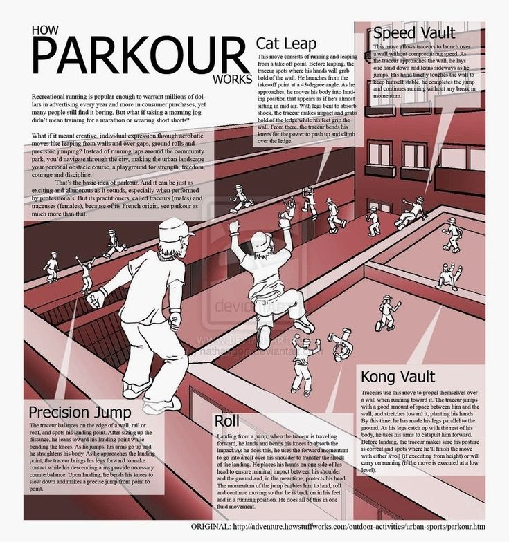 Best 20 Parkour Ideas On Pinterest