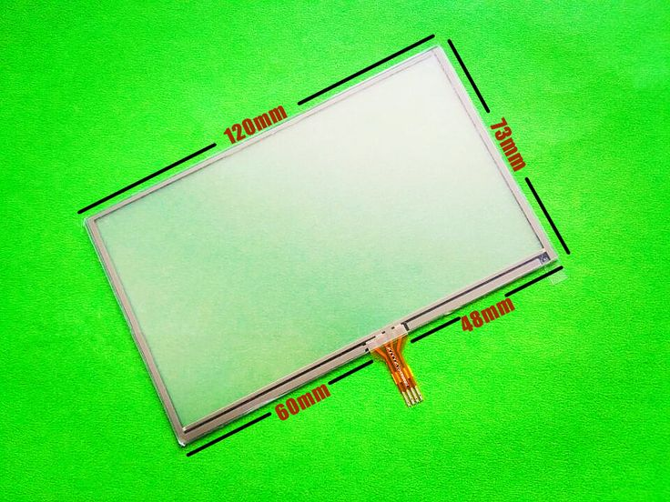 """Wholesale"""" Original New 5-inch Touch screen for GARMIN Satnav 4nsf 1402-980 GPS Touch screen digitizer panel replacement #Affiliate"""
