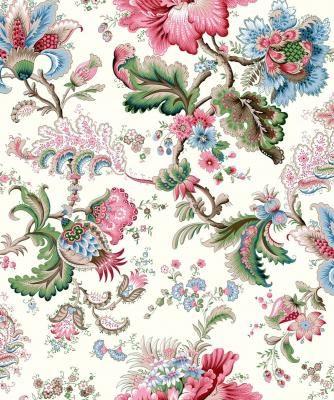 32 best floral fabrics images on pinterest english. Black Bedroom Furniture Sets. Home Design Ideas