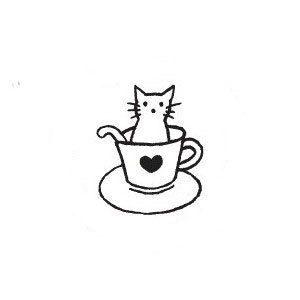 25 Best Ideas About Cat Doodle On Pinterest