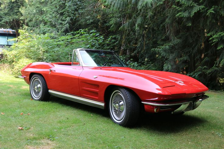 1964 Chevrolet Corvette for sale by Owner - Seattle, WA | OldCarOnline.com Classifieds