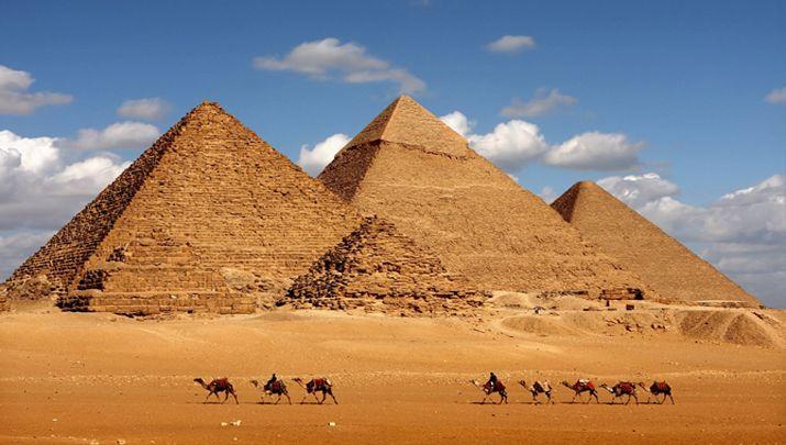 Biliyor muydun ? /// Mısır Piramitlerinin Arkasındaki Esrarengiz Matematik