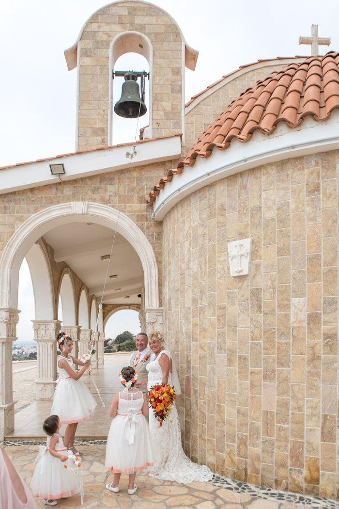 Wedding Of The Week Jackie Edwardes And John Perry Wedding Abroad Cyprus Wedding Wedding