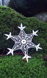 Northern Light Snowflake