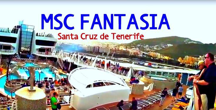 Санта Крус де Тенерифе  АКВАПАРК НА МСК ФАНТАЗИЯ Santa Cruz de Tenerife ...