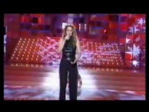 Adagio - Lara Fabian -Tell me who you are... The one that I want  lives in you