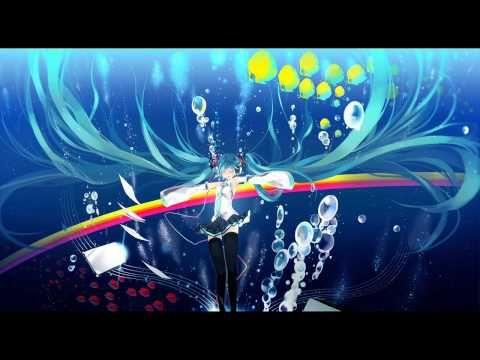 """VOCALOID2: Hatsune Miku - """"Future & Aquarium"""""""