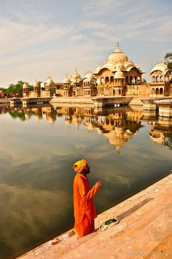 .Govardhana, Mathura - Vamos para índia: Fotos MARCELLA KARMANN.