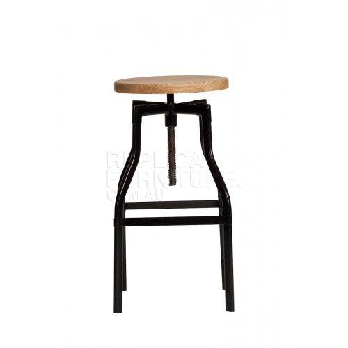 replica turner industrial bar stool  large  online bar