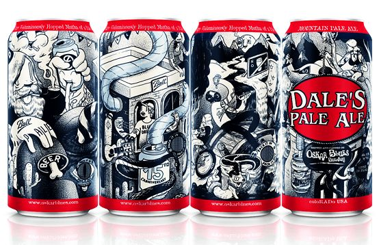 Oskar Blues brewery is a pioneer in craft beer. Its own Dale's Pale Ale was the beer that introduced the world to craft beer canning and proved that quality beer can be packaged in metal rather tha…