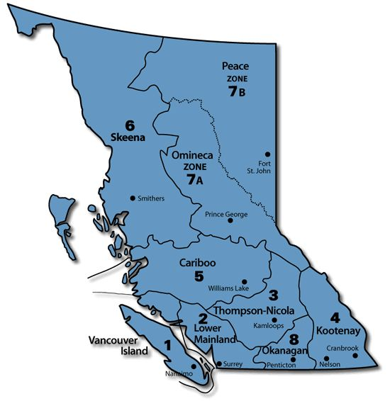 Hunting & Trapping Regulations Synopsis - Province of British Columbia