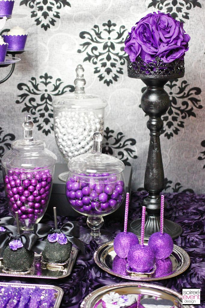 | Ever After High Party: Raven Queen's Thronecoming | http://soiree-eventdesign.com
