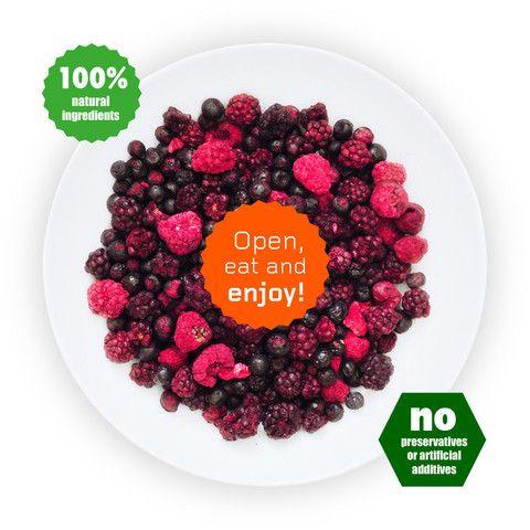 LYO Expedition Wild Berry Mix