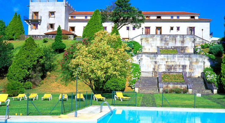 Parador de Tui Tui Set in the historical Galician city of Tui, a border town with Portugal, this stunning hotel is housed in a majestic old building, surrounded by a peaceful, natural environment.