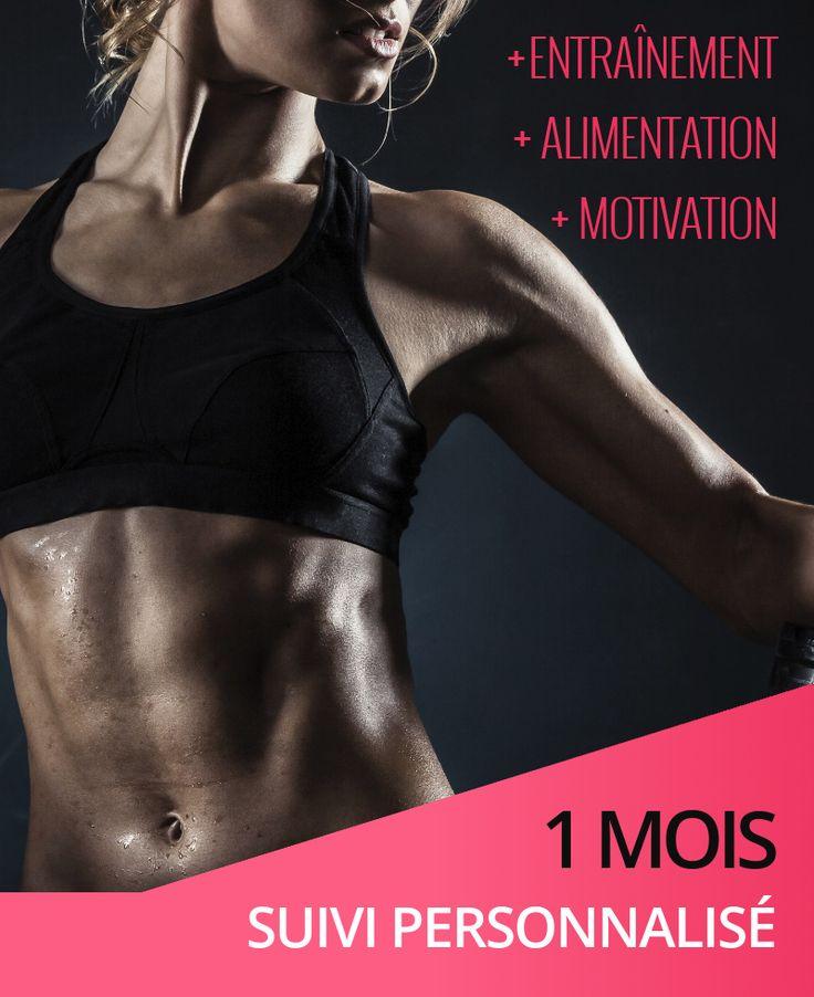 Un corps de rêve en 30 jours, par Nicole Wilkins   Musculation au féminin