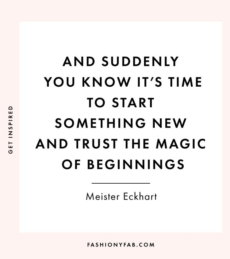 New Beginning Quotes And Sayings: Best 25+ New Beginings Quotes Ideas On Pinterest