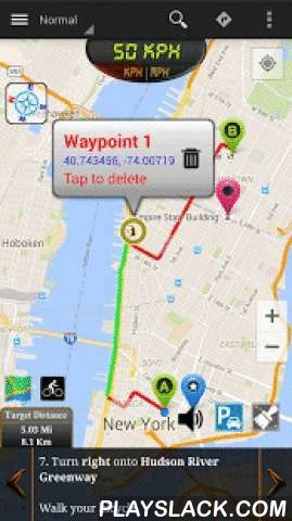 GPS Direction  Android App - playslack.com ,  GPS Direction is a GPS based app in which you can find the driving route in few seconds from your current location to the target location or between any two locations. It will show step by step instructions and voice navigation and make your travel easy! Its free only!!. Just download it!!! Visit our facebook page (https://www.facebook.com/VirtualMaze) and share your comments.New Feature:***********Parking Mode: In this mode, you can save the…