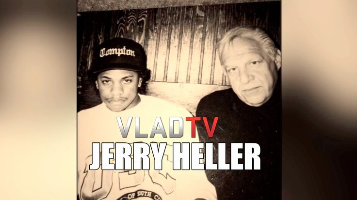 Jerry Heller: I've Always Wondered If Suge Injected Eazy w/ AIDS