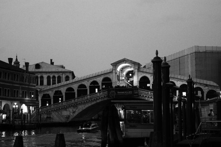 #ponte #rialto #venezia