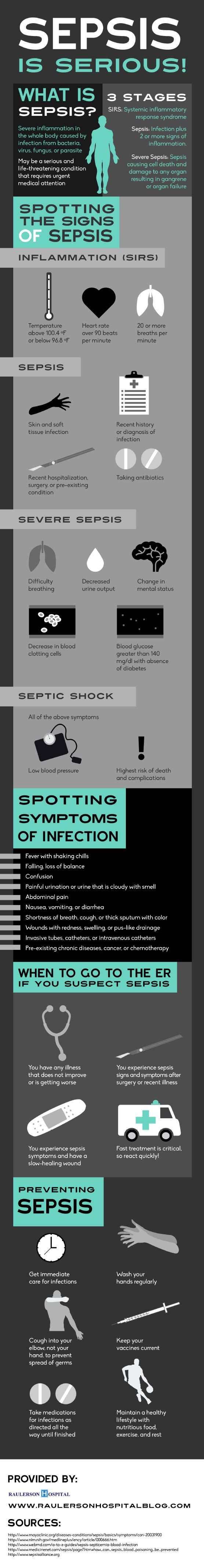 Scared of sepsis? Prevent it by washing your hands regularly, keeping your vaccines currents, and maintaining an overall healthy lifestyle! Click over to this Okeechobee health care infographic to get more advice about preventing sepsis and protecting your health.