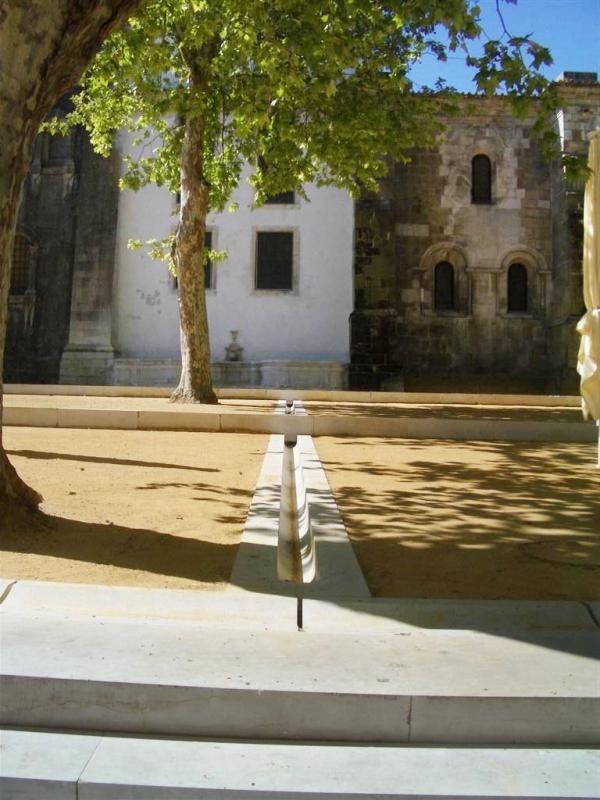 Mosteiro de Alcobaça. Alcobaça. Portugal. 2002.