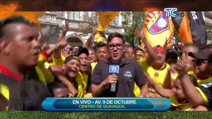 Barcelona Campeon 2016 y EMELEC LLORA LAS COQUETAS SE QUIEREN MATAR