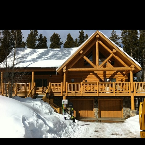 17 best images about log homes on pinterest - Cheap log houses ...