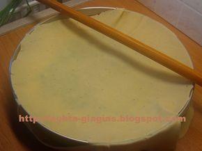Τα φαγητά της γιαγιάς - Αφράτο φύλλο για πίτες με μαγιά