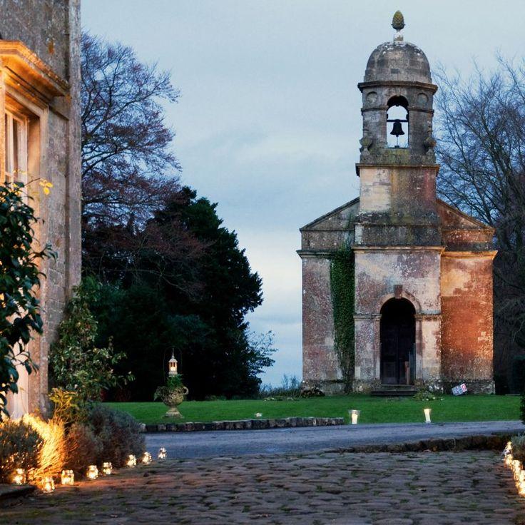 Babington House 18th Century Private Chapel.... Somerset England UK