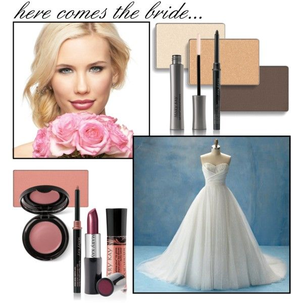 Here Comes The Bride by marykayus on Polyvore featuring beauty, Mary Kay and Angelo www.marykay.com/jpatrick2027