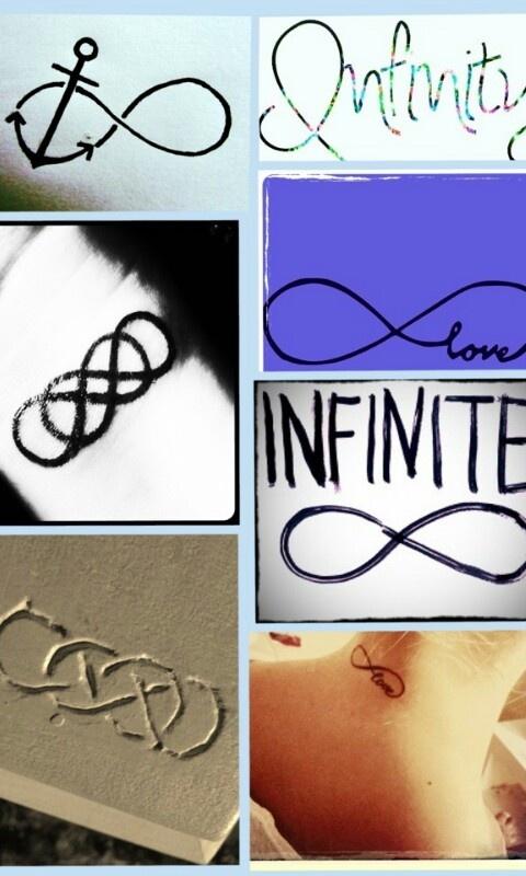 Best 25+ Infinity sign wallpaper ideas on Pinterest ...