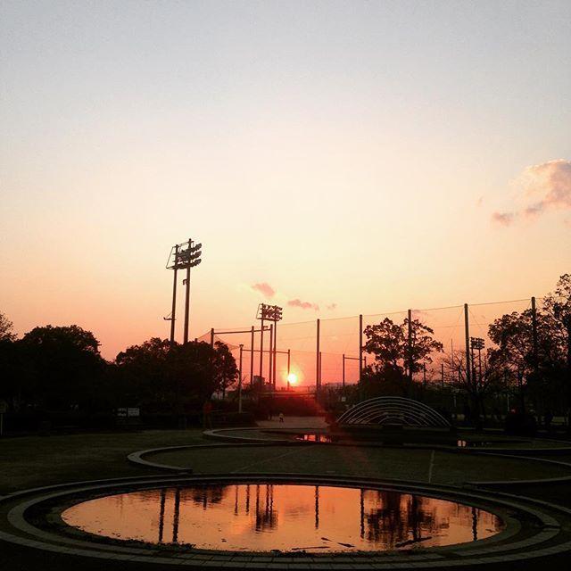 今日も仕事終わりにラン。 美しい夕日。 ・ ・ ・ #ラン #景色 #風景 #走る #空 #いまそら #夕日 #夕焼け #ジョギング #ランニング #マラソン #ガーミン #ランニングウォッチ #ウェアラブル #トレーニング #ダイエット #減量 #Scenery #Landscape #jogging #running #sky #sunshine #sunrise #garmin #runningwatch #run #training #diet