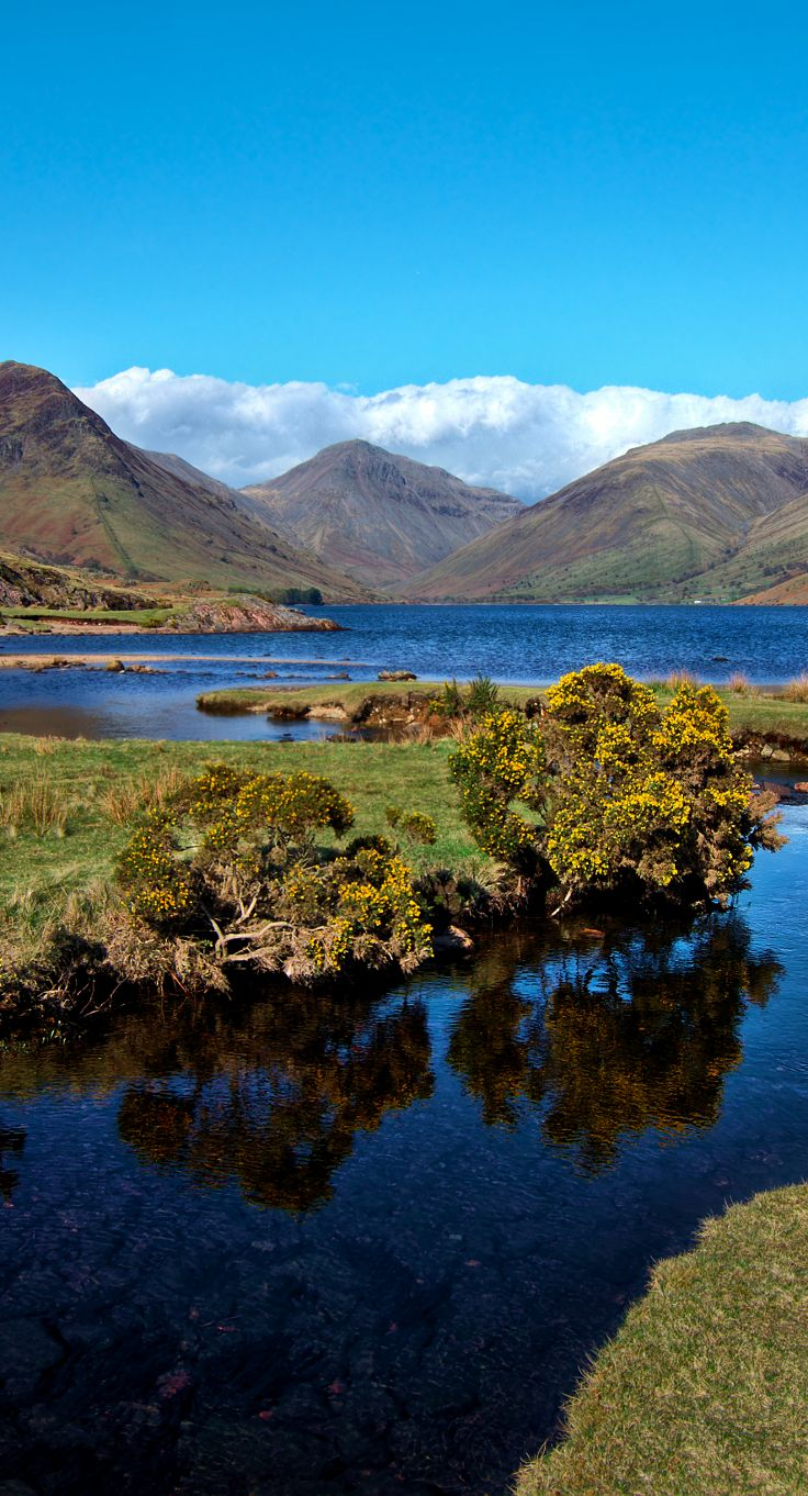 Valley of Plenty, Wastwater, The Lake District - from www.lightsweep.co.uk - licensed under a Creative Commons Attribution-NonCommercial-ShareAlike 3.0 Unported License - #LightSweep #Wastwater #TheLakeDistrict