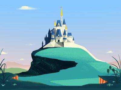 Castle Fun by Colin Hesterly