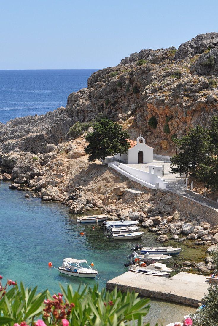 In einer berühmten Kirche auf Rhodos dürfen Touristen nicht mehr heiraten - das haben sie einem skandalösen Foto zu verdanken
