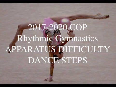 2017-2020 CoP Rhythmic Gymnastics - Apparatus difficulty and Dance (Part...