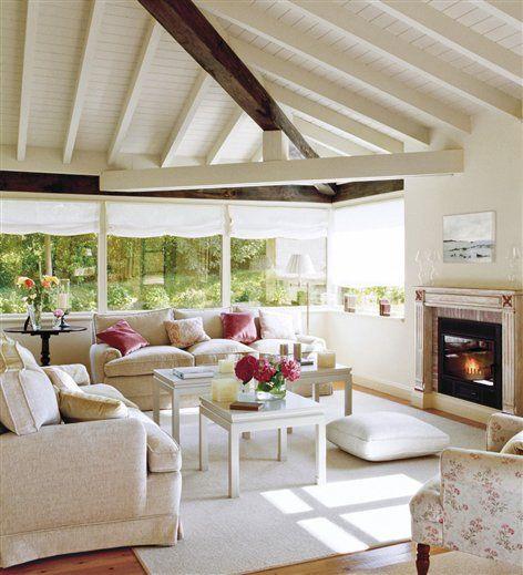 Los mejores 50 salones de el mueble especiales living room pinterest - Los mejores salones decorados ...
