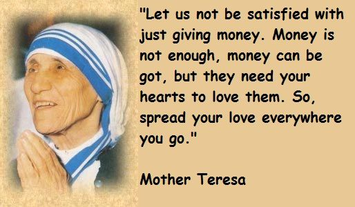 mother in law quotes | mother teresa quotations sayings famous quotes of mother teresa