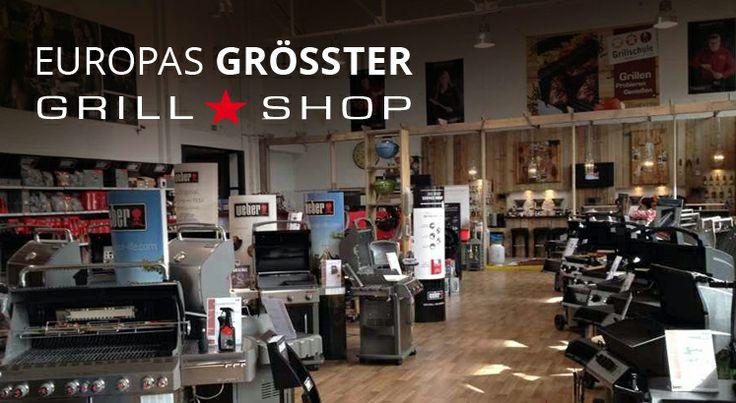 Gasgrills + Grillzubehör von Santos Grills - Ihr Gasgrill & Grill Shop
