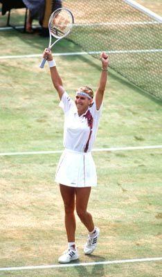 1995 - Steffi Graf (GER)