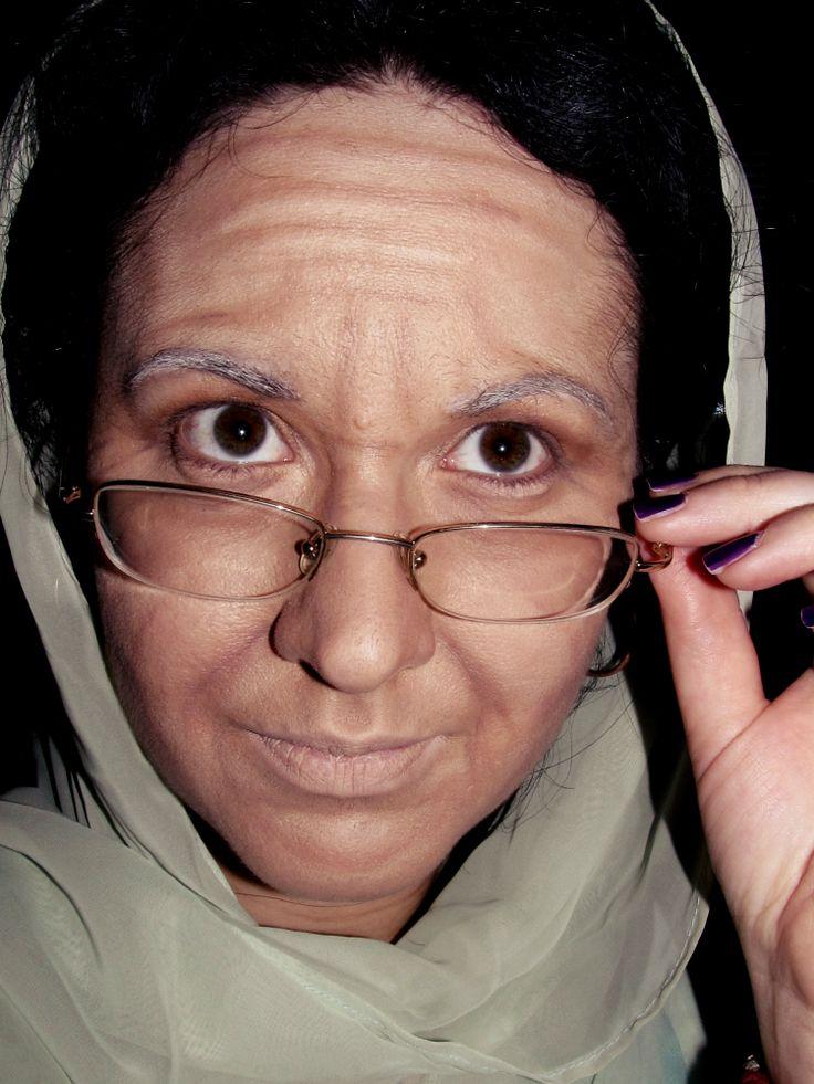 8 best Old Crazy Lady images on Pinterest | Old lady makeup ...
