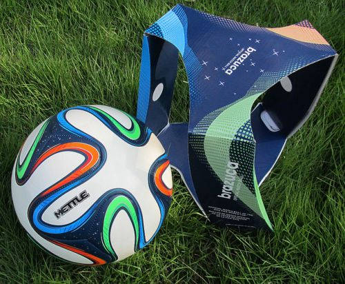 Top 2014 #world cup memento fifa #brazuca match ball #football soccer size5 in bo,  View more on the LINK: 	http://www.zeppy.io/product/gb/2/381607307263/