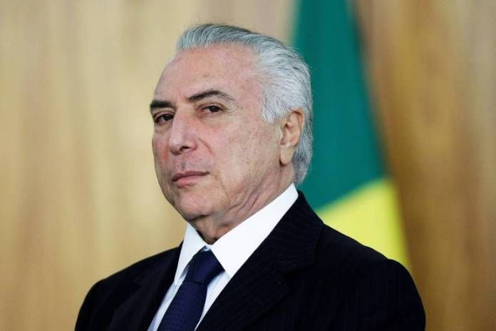 SUED E PROSPERIDADE: A MÃE DO GOLPE: Condenado pela a Globo, Temer enco...