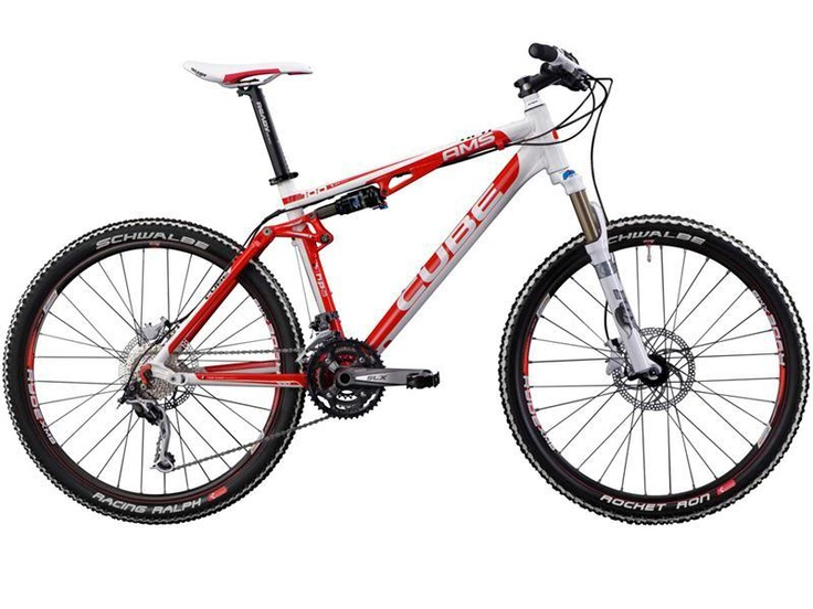 Cube AMS 100 Red/White